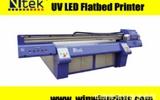 山東瓷磚玻璃廣告UV平板打印機