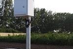 无人监管全自动雨量监测站