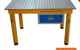 1500X800機器人焊接平臺/機器人柔性焊接工裝平臺