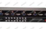 DVI/VGA4画面分割器DVI/VGA四画面分割器DVI/VGA画面合成器