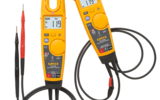 美國Fluke福祿克T6-600/T6-1000非接觸式電壓測試鉗表,叉形開口式電流電壓鉗形表