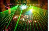 5瓦綠色固體激光表演系統