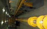 高溫高壓激波管(光測、電測實驗裝置)