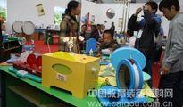 宁波华茂参展2012年国际教学新仪器新设备展览会