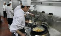 北京十一学校举办首届骨干厨师岗位竞聘会