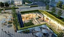 向地下要空间∣一种三维空间的建校模式