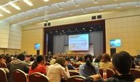 欧雷新宇年度大事回顾:参加桂林动漫高峰论坛