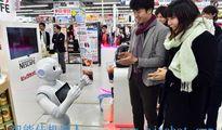智能佳情感机器人Pepper开卖便被抢光