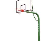 HKLJ-1011A  地埋式籃球架 高強度安全玻璃籃闆