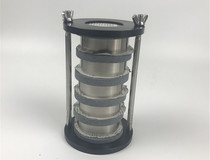 61.8*40叠式框式不锈钢饱和器 5环刀  岩土土工仪器