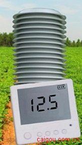 环境温湿度记录仪(带防辐射罩)