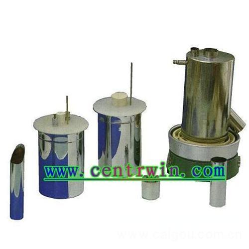 量熱器組加熱器/量熱器組及加熱器 型號:BT-U302