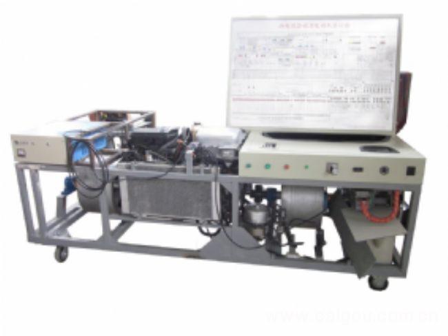油电混和动力发动机实训台