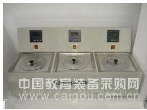 三温三孔水浴锅  产品货号: wi103580