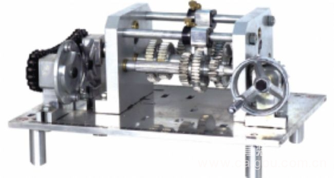 ZKBX-A便攜式機械系統傳動方案創新設計分析實驗裝置