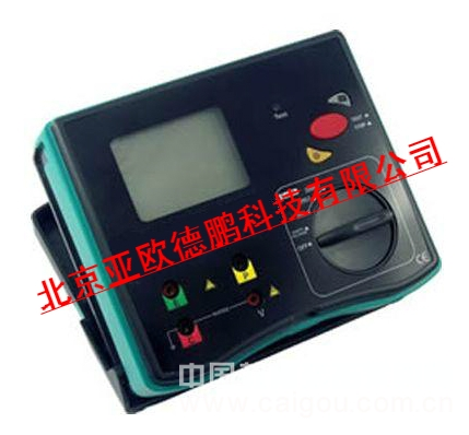 数字式接地电阻测试仪/数显接地电阻仪/数显接地摇表