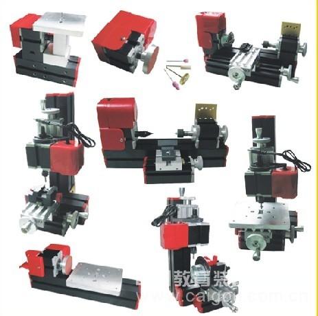八合三多功能微型组合机床