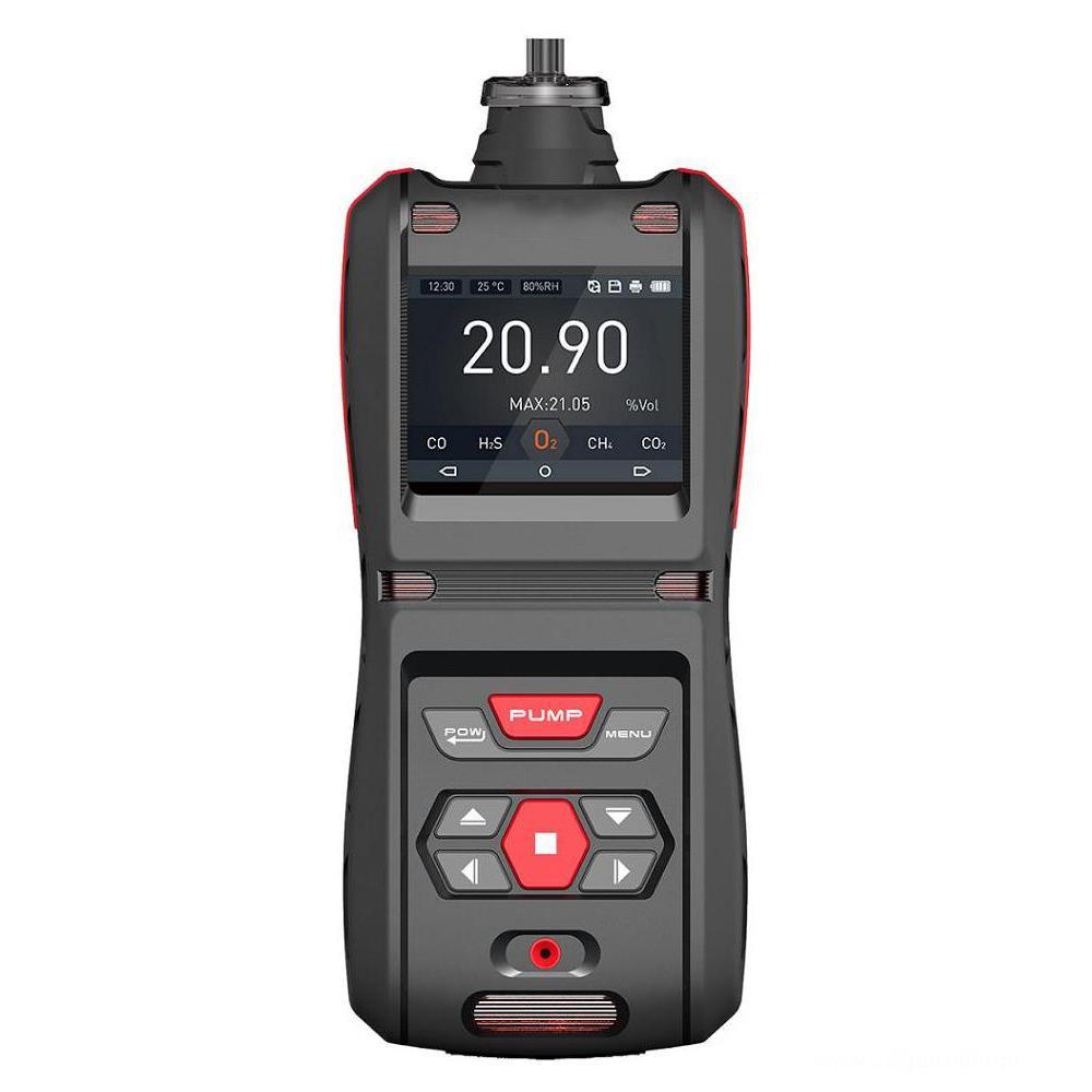 N2报警器|分辨率可达0.001%Vol氮气传感器|便携式氮气分析仪