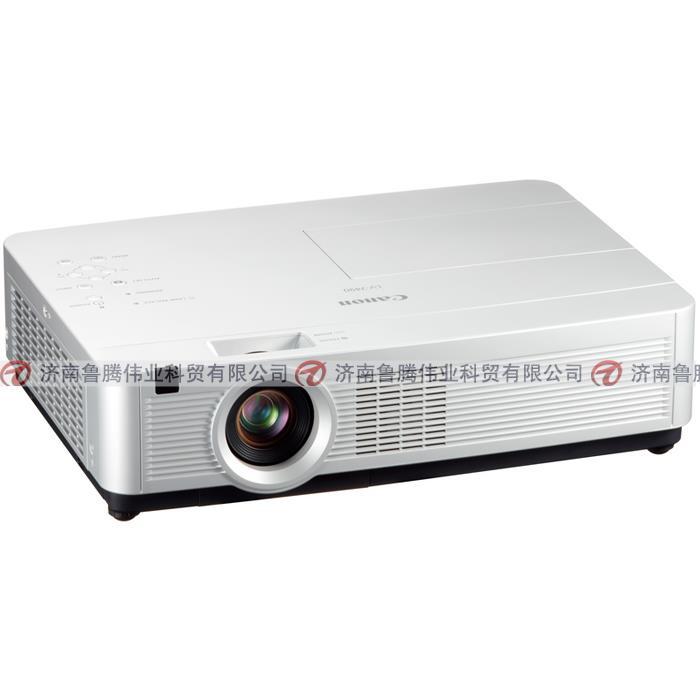 Canon/佳能 LV-7490 商务教学系列投影机4000流明3LCD 投影仪现货