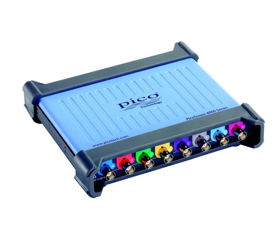 PicoScope4824电脑示波器