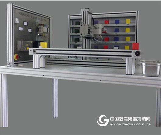 可編程機械手搬運堆放控制系統(七軸)
