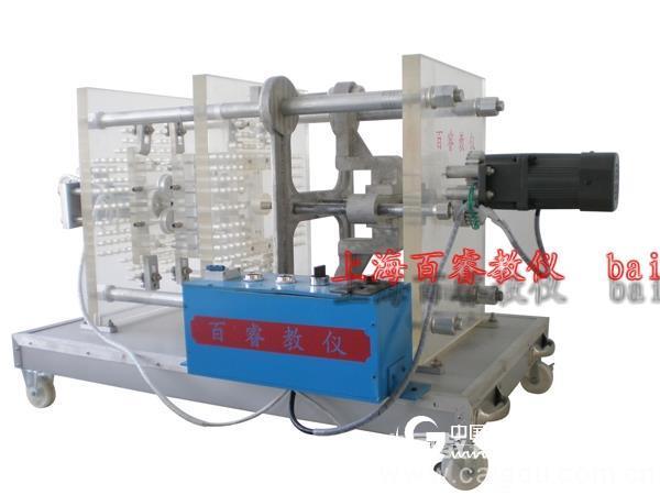 BR-ZM 透明注塑模拟机(有机玻璃、铝合金组合)