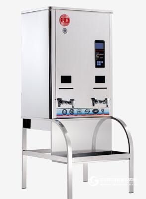 新款亮板刷卡電開水器