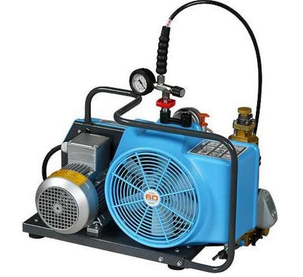 德國寶華JUNIOR II-W-H消防專用空氣充氣壓縮機價格