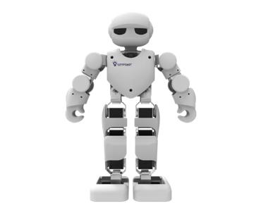 學靈通機器人,唱歌跳舞娛樂陪伴,編程機器人,開放源代碼