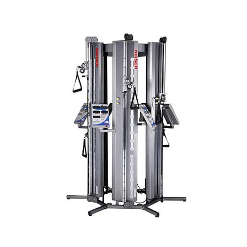 六气柱表现力训练机