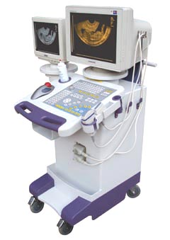 CX9000E高档彩色双显多功能豪华增强型B超声诊断仪