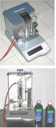 酒精度测试仪Super Alcomat