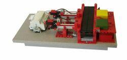 慧鱼工业模型-带两个推杆装置的传输带