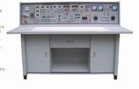 GSY-740D  高级电工、模电、数电、电力拖动(带直流电机)实验台