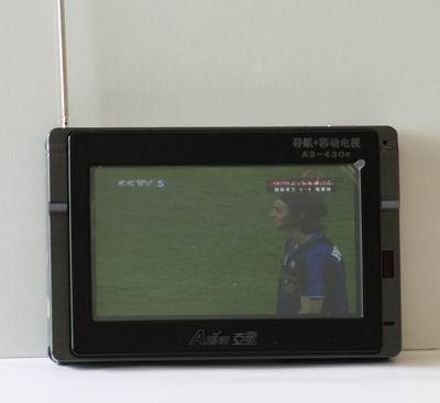 车载亚星GPSAS430C到移动电视的GPS