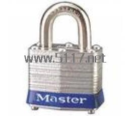 Masterlock 钢板千层锁