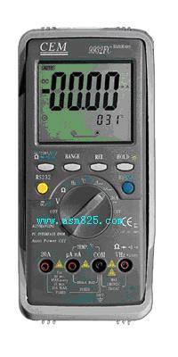 CEM/万用表(RS-232接口/20A/V/Ω)