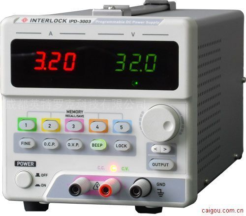 单路30V3A可编程线性直流电源IPD3003LU