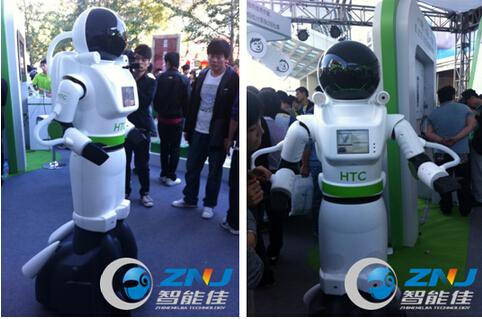 智能家庭服务机器人市场潜力巨大
