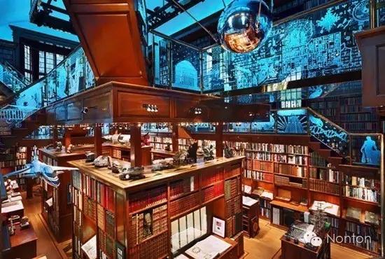 图书馆灯光照明设计