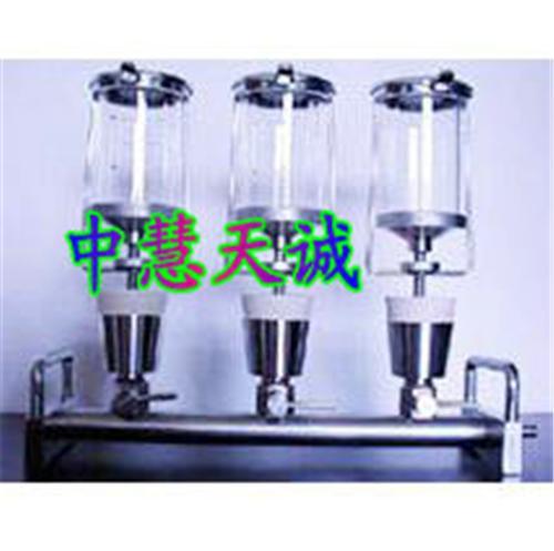 三联薄膜过滤器/无菌薄膜检测过滤器 特价 型号:DYS-KSTV3