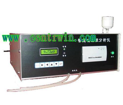 智能硅酸根分析仪(智能+打印) 型号:BJY-ND2106A