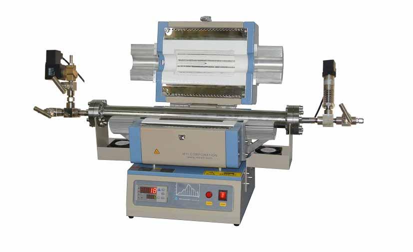 1100℃小型高温高压管式炉--otf-1200x-hp-30a图片