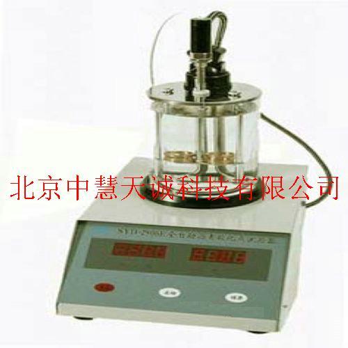 全自动沥青软化点试验器 型号:CJDZ-YD-2806F
