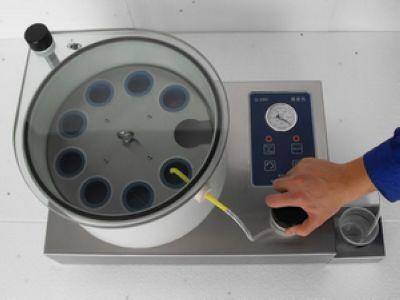 多工位真空冷镶嵌机/金相试验镶嵌机/镶嵌机
