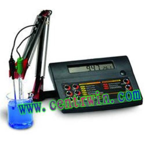 实验室高精度酸度测定仪/pH测定仪/ORP测定仪/温度测定仪 意大利 型号:CEN-HI254A