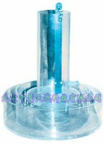 土工布渗透仪/土工布透水性能测试仪 型号:GB/T15789