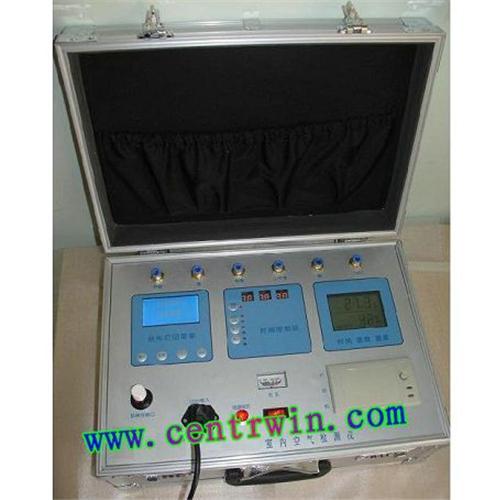 八合一室内空气质量检测仪(分光打印、双箱豪华配置) 型号:MJ-L3