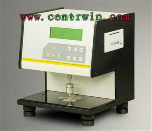 塑料薄膜测厚仪/薄片测厚仪/隔膜测厚仪/纸张测厚仪/箔片测厚仪/硅片测厚仪 型号:SJL-GCHY-C2