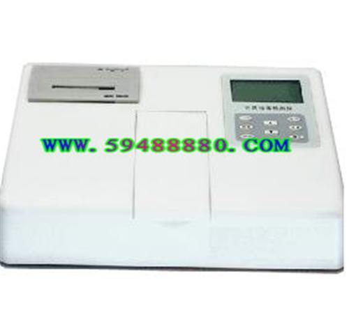 农药残毒检测仪 型号:CPFPR-202